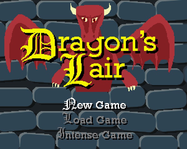 Dragon's Lair - September 30th, 2012