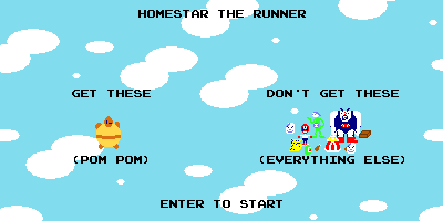 Homestar the Runner - July 15th, 2010