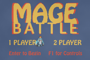 Mage Battle - March 15th, 2012